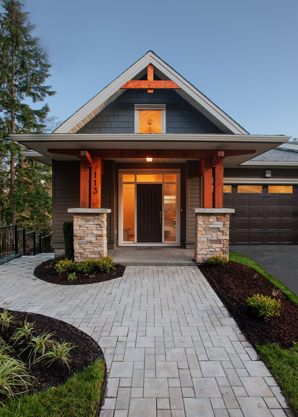 Paired Homes and Duplexes - Secret Ridge by Mission Group