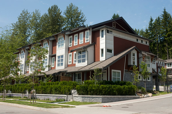 Traditional Townhomes - Northbrook by Citimark