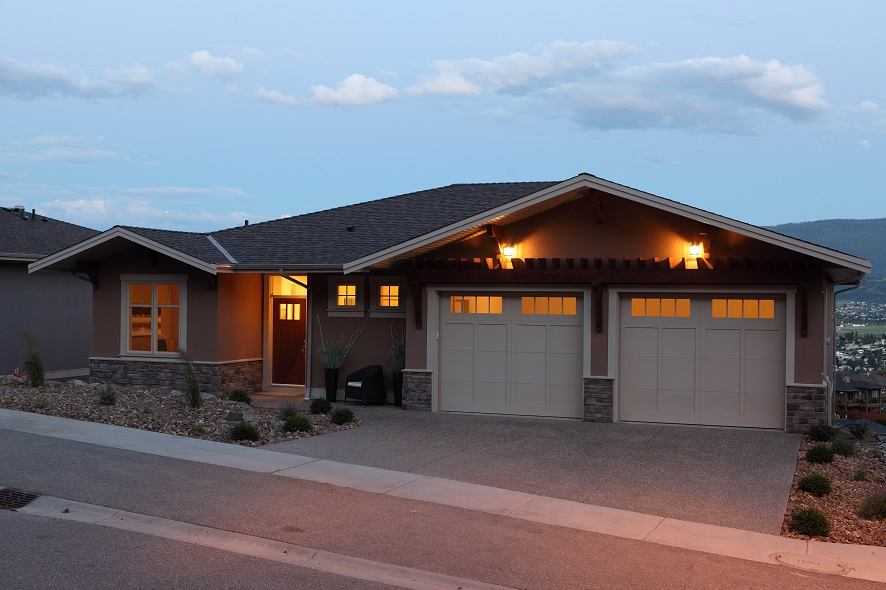 Tamarack show home turtle mountain