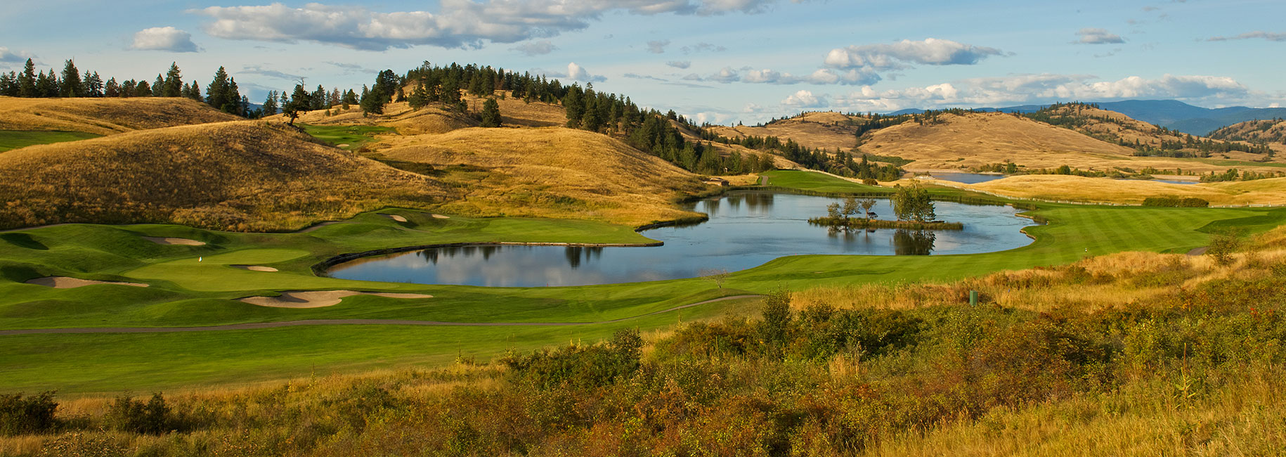 The Ridge Course