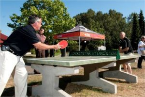 Ping-Pong-Tables