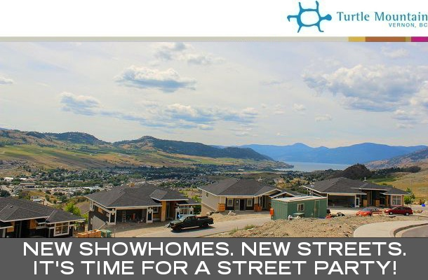 Turtle Mountain Show Home