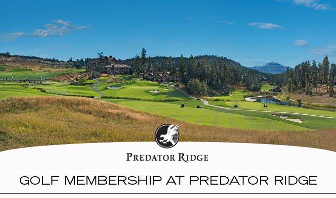 Golf Membership Header
