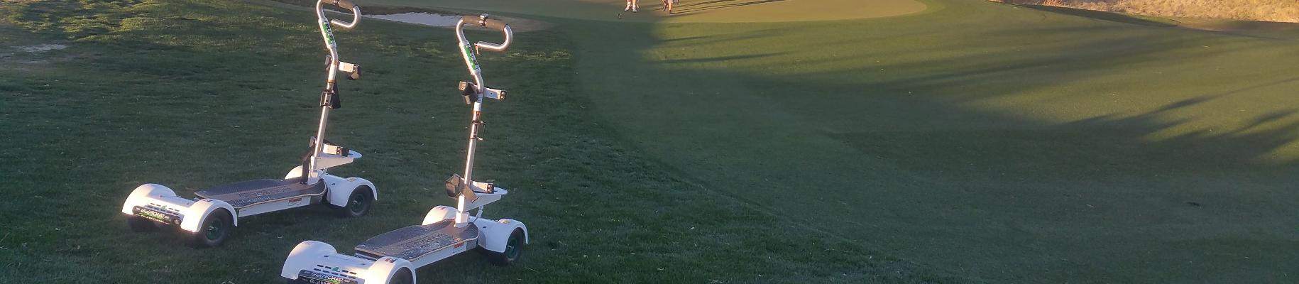 Golfboard Predator Ridge